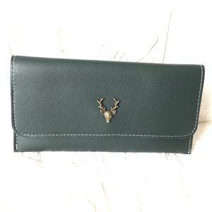 Handbags - New Deer antlers wallet